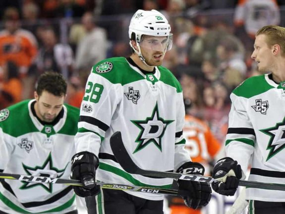 Stephen Johns, Dallas Stars