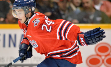 Hamilton Bulldogs Acquire Stephen Templeton
