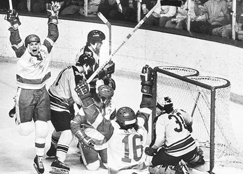 Steve Alley 1977 Overtime Goal