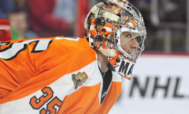 New Look in Net Ahead for Flyers