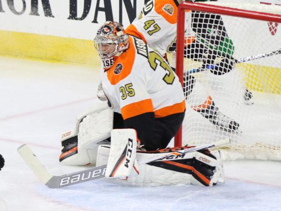 Steve Mason, Philadelphia Flyers, NHL