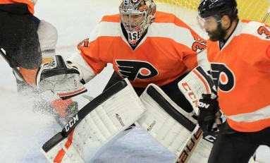 Flyers Can't Afford To Trade Goalie