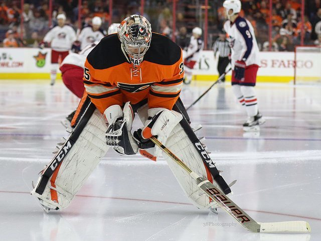 Steve Mason, Philadelphia Flyers, NHL, Fantasy Hockey