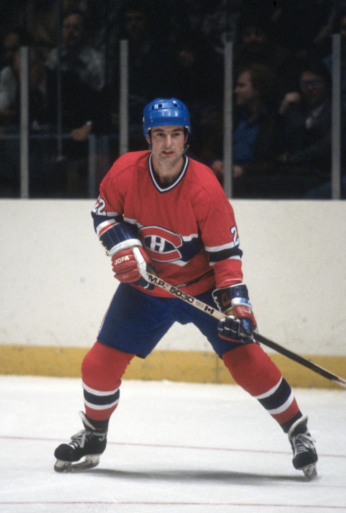 Steve Shutt Montreal Canadiens