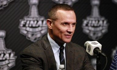 Yzerman Is Playing (And Winning) at the Deadline
