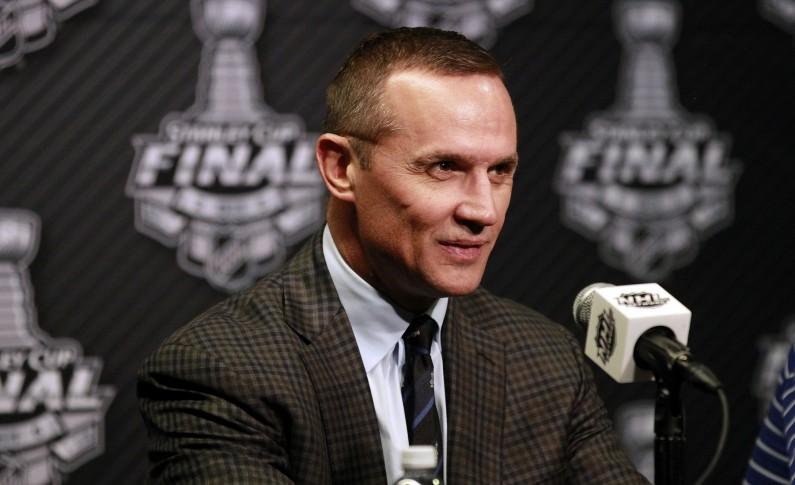 NHL Rumors: Holland, Yzerman, Penguins, More