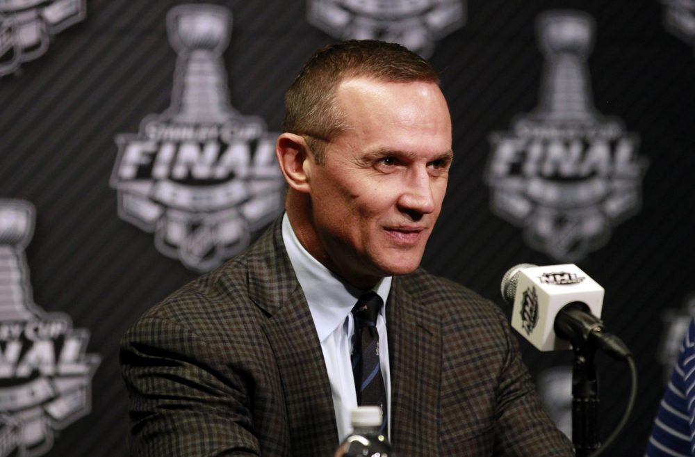 The Grind Line: Will Steve Yzerman Be Back & What Would He Change?