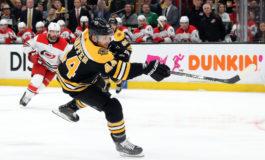 Bruins' Kampfer a True Team Player