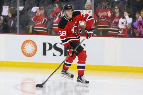 Devils Steve Santini