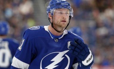 Stamkos Back to Being Stamkos