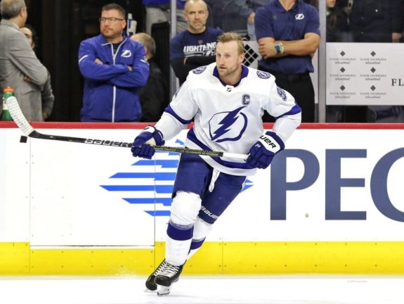 Steven Stamkos Tampa Bay Lightning