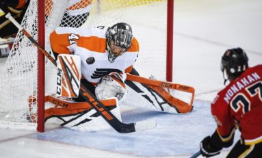 Revisiting the Flyers' 8-Goalie Season