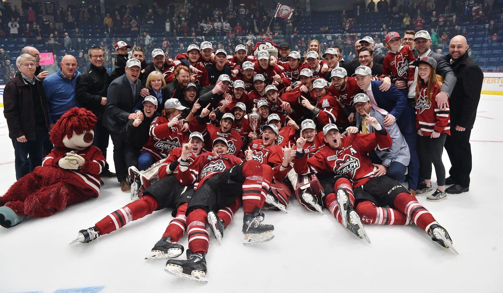 Guelph Storm 2019 J. Ross Robertson Cup