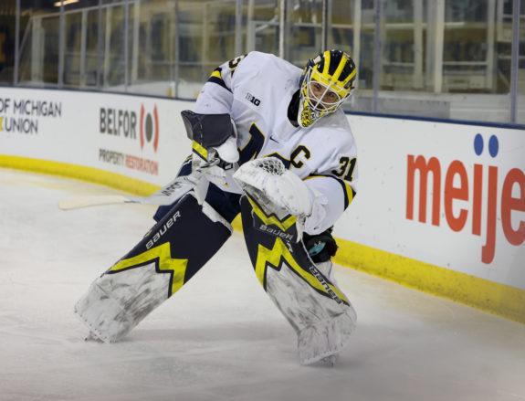 Strauss Mann Michigan Wolverines