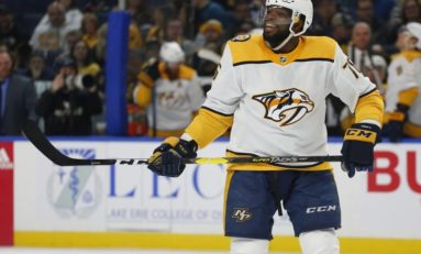 Countdown to Puck Drop - Day 76 - Subban's Predators Tenure