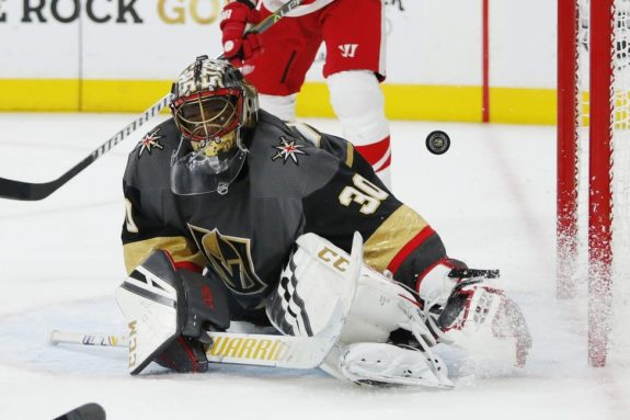 Malcolm Subban Vegas Golden Knights
