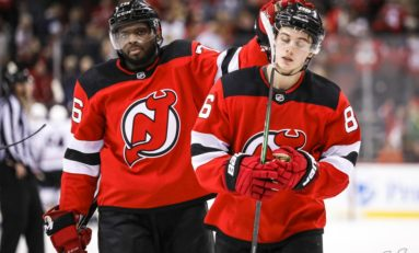 Devils Have Uphill Climb to Qualify for 2021 Playoffs