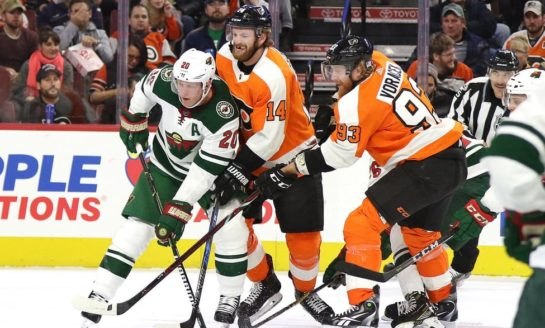 5 Storylines Heading Into Flyers Preseason