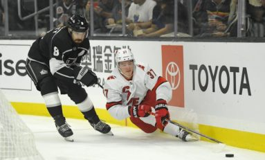 Hurricanes' Svechnikov Is Becoming a Team Cornerstone