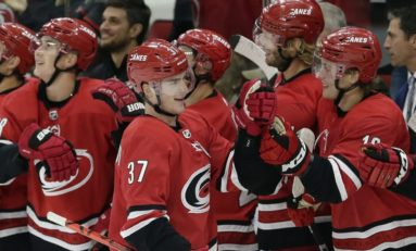 The Evolution of the Carolina Hurricanes