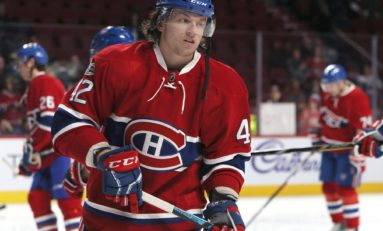 Canadiens Trade Andrighetto to Avalanche for Martinsen