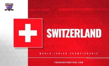 2020 WJC Team Switzerland Final Roster