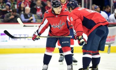 Capitals' Oshie Regaining Rhythm as Playoffs Near
