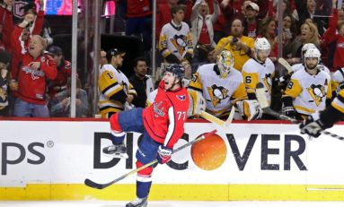 Capitals Look to Shock Lightning