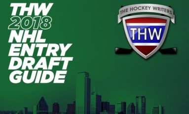 NHL Draft Guide | 2018 Edition