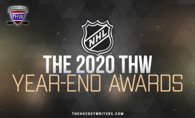 The Hockey Writers' 2019-20 NHL Awards
