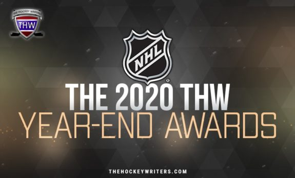 The 2020 THW Year-End Awards The Hockey Writers NHL