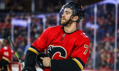 Calgary Flames Have Big Brodie Decision to Make