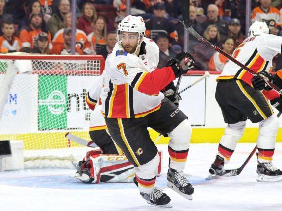 TJ Brodie Calgary Flames
