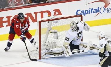 Capitals' T.J. Oshie Has History of Heroics in Critical Matchups