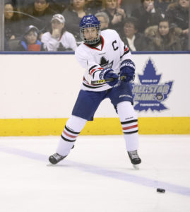 Carlee Campbell, CWHL, Toronto Furies, CWHL All-Star Game