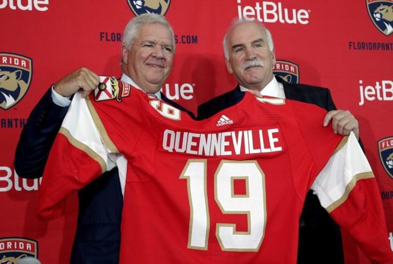 Joel Quenneville, Dale Tallon