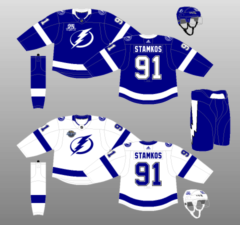 buy popular d8ac6 0b044 Tampa Bay Lightning Jersey History