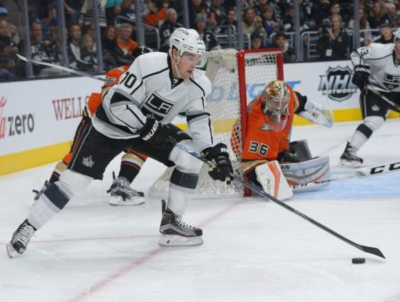 Los Angeles Kings, Anaheim Ducks