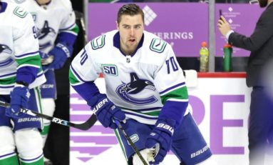 Canucks Need the Right Deal to Re-Sign Pearson