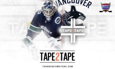 Tape2Tape: Canucks' Michael DiPietro and Overcoming Controversy