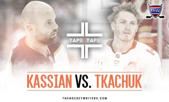 Zach Kassian vs Matthew Tkachuck Tape 2 Tape