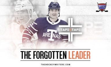 Tape2Tape: Patrick Marleau, the Forgotten Leader