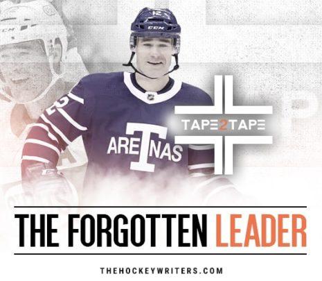 Tape2Tape: Patrick Marleau, the Forgotten Leader
