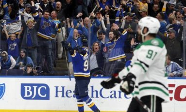 Depth is the Blues' Biggest Asset Against the Stars