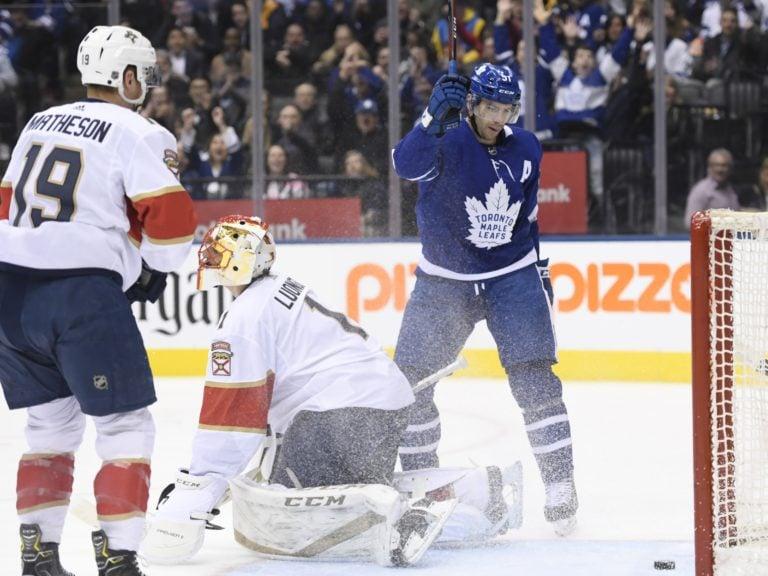 Toronto Maple Leafs John Tavares