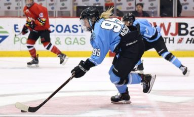 Q & A with Buffalo Beauts Winger Taylor Accursi