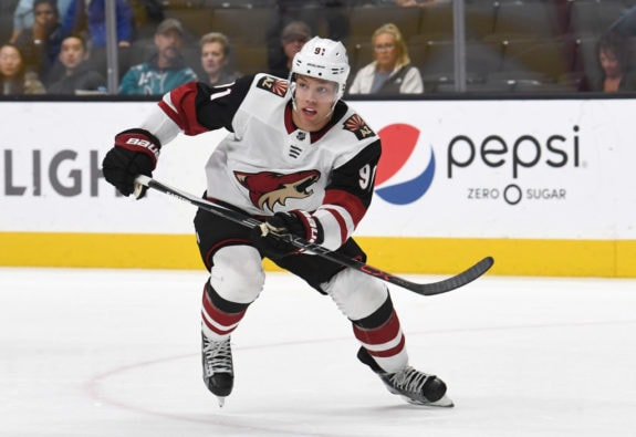 Taylor Hall Arizona Coyotes