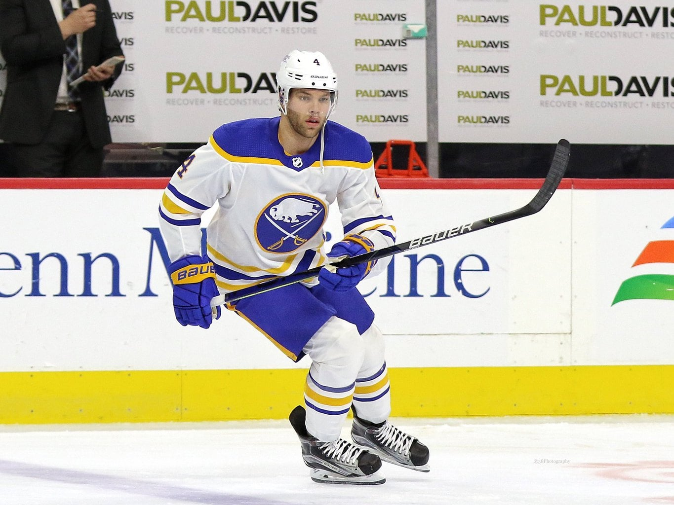 Taylor Hall Buffalo Sabres