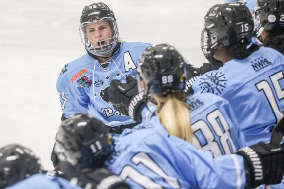 Taylor Accursi Buffalo Beauts
