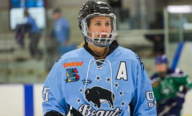 Beauts' Accursi Inspiring Fans Near and Far